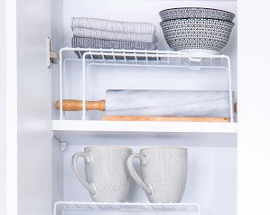 Medium Expanding Storage Shelf