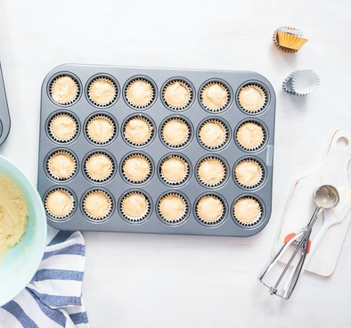 Mini Muffin Pan (24 Cup)