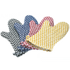 Gingham Pot Mitt