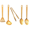 5-Piece Chef's Tools Set: Gold Collection
