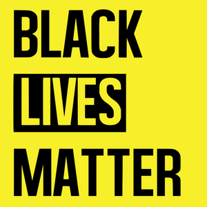 Text of Black Lives Matter | Refresh CBD