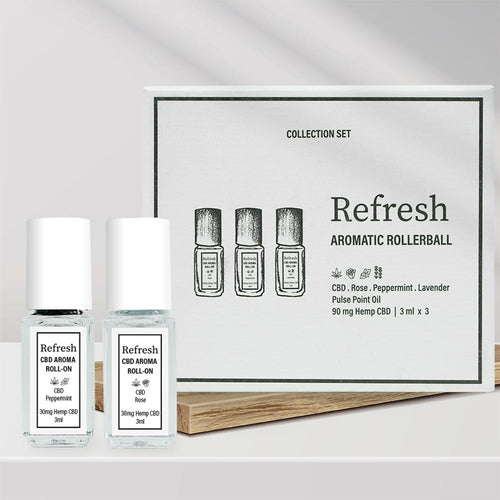 Aromatic Rollerball collection