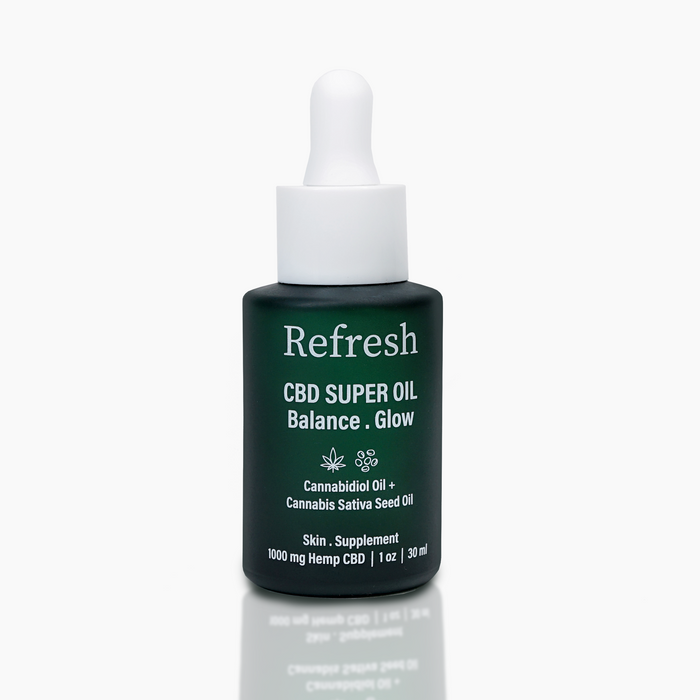 High Potency Face Oil Serum
