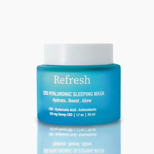 Hyaluronic Sleeping Mask