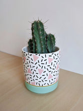 Load image into Gallery viewer, Modern Pastel Planter - 11cm