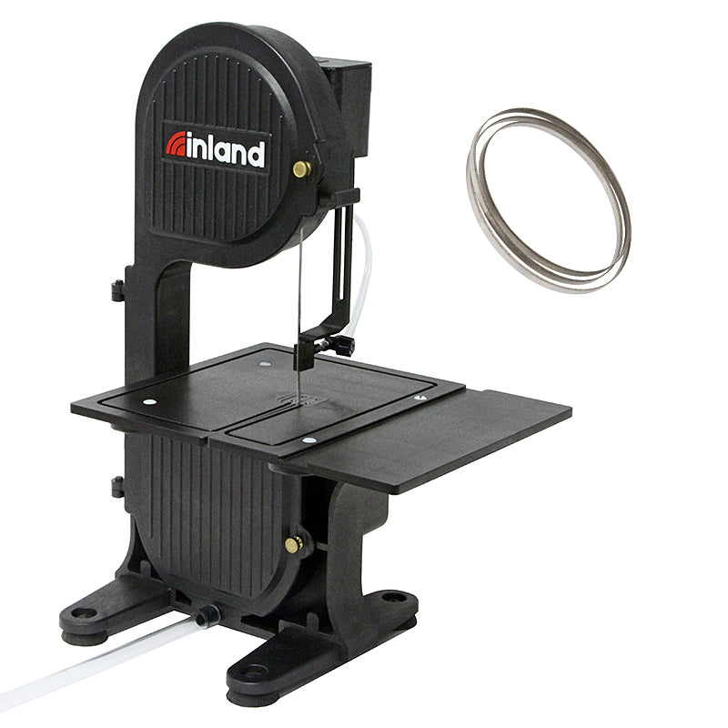 DB-100 band saw with diamond blade