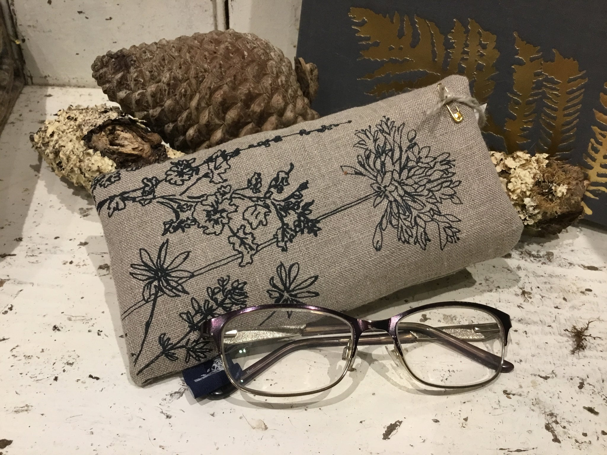 Artisan Glasses Case