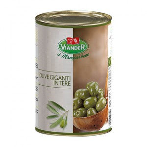 Viander Giant Gordal Spanish Green Olives 3kg