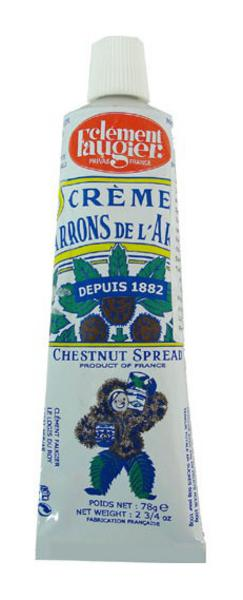 Clement Faugier Sweetened Chestnut Spread 78g