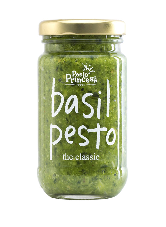 Pesto Princess Basil Pesto 130g Jar