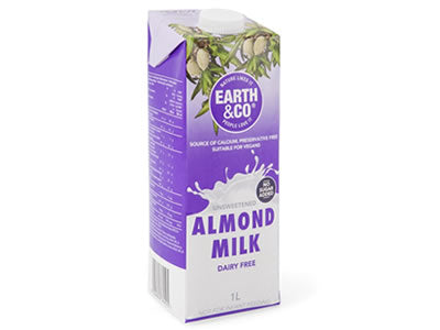 Almond Milk 1lt
