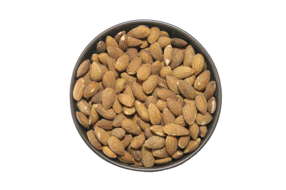 Almond Whole Raw 500g