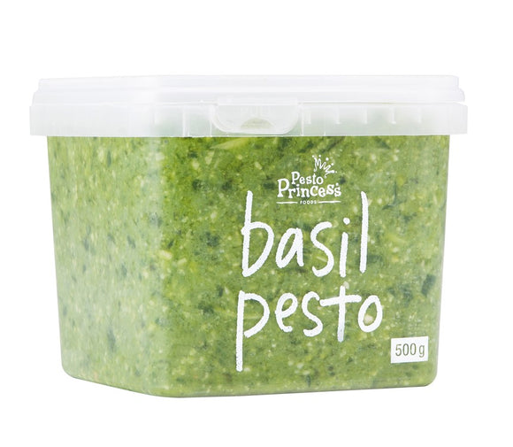 Pesto Princess Basil Pesto 500g Tub