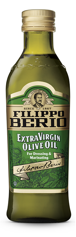 Filippo Berio Extra Virgin Olive Oil 1lt Glass