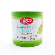 Clement Faugier Chestnut Puree Tin 439g