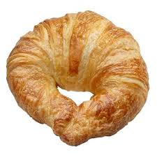 Curved Croissant - 6 x 100g