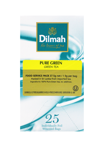 Dilmah Green Tea - 25s
