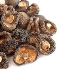 Dried Whole Shiitake Mushrooms 50g