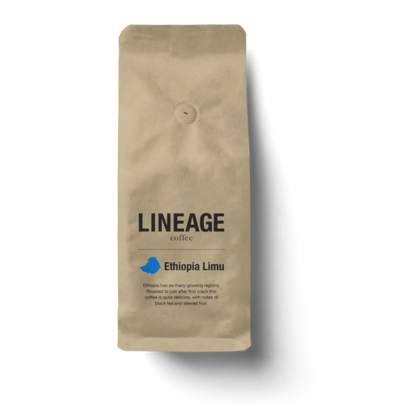 Lineage Ethiopia Limu Beans 250g