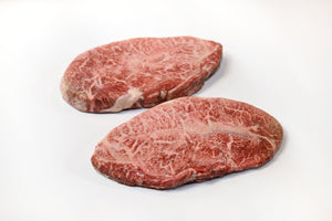 Woodview Wagyu Flat Iron Steak ±500g