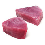 Frozen Tuna Steaks ±200g