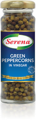 Green Peppercorns 110g