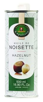 Huileries de Lapalisse Hazelnut Oil Tin 500ml