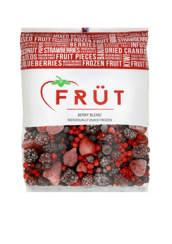 IQF Mixed Berries 1kg
