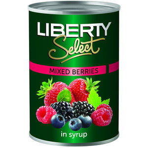 Mixed Berries in Syrup 410g