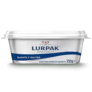 Lurpak Spreadable Butter 250g