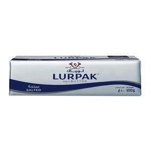Lurpak Slightly Salted Butter 100g