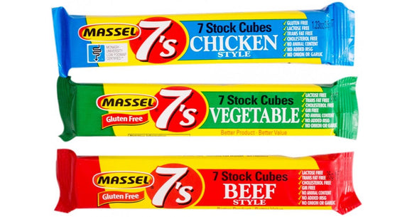 Massel 7s Chicken Stock Cube 35g