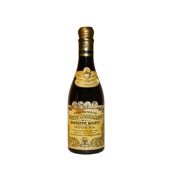 Giuseppe Giusti Quatro Balsamic Vinegar  Medal 4 (15 yrs) - 250ml