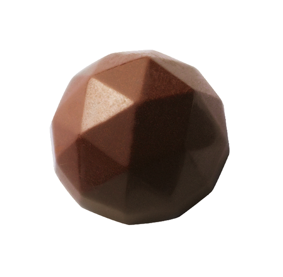 Cacao Barry Diamond Sphere Mould