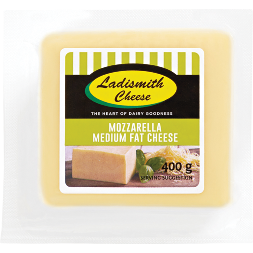Ladismith Mozzarella 400g
