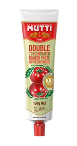 Mutti Double Concentrated Tomato Paste 130g