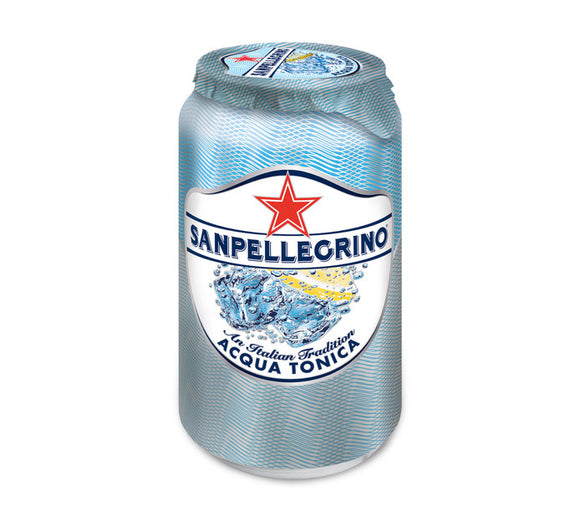 San Pellegrino Acqua Tonica 4 x 330ml