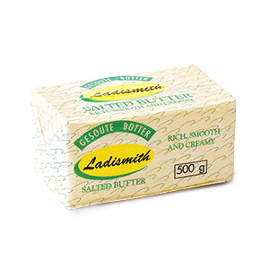 Ladismith Salted Butter 500g