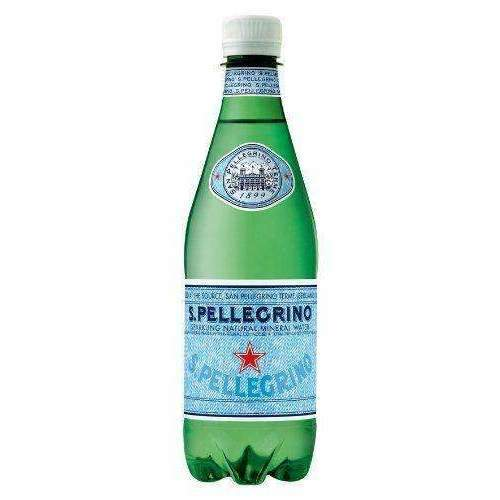 San Pellegrino Sparkling Water PET - 24 x 500ml