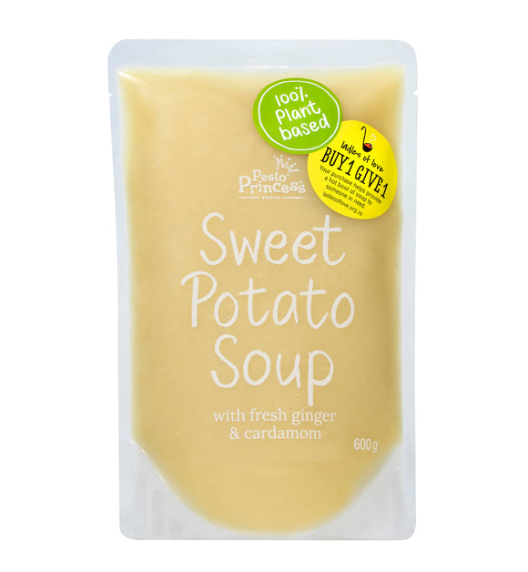 Pesto Princess Sweet Potato Soup 600g