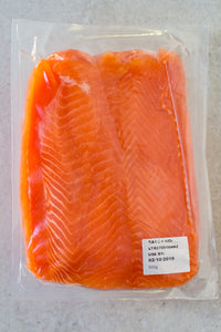 Smoked Rainbow Trout Ribbons 500g