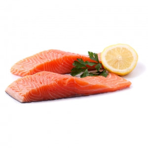 Frozen Farmed Rainbow Trout Portions 200g