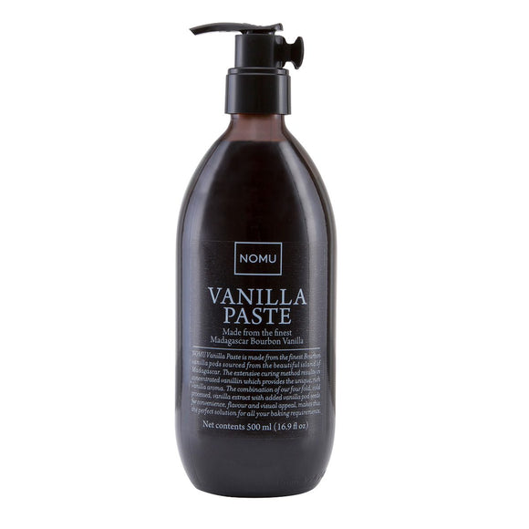NOMU Vanilla Paste 500ml