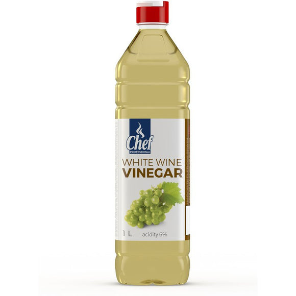 White Wine Vinegar 1lt