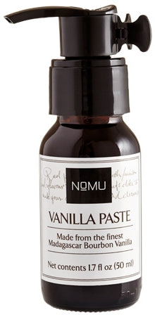 NOMU Vanilla Paste 50ml