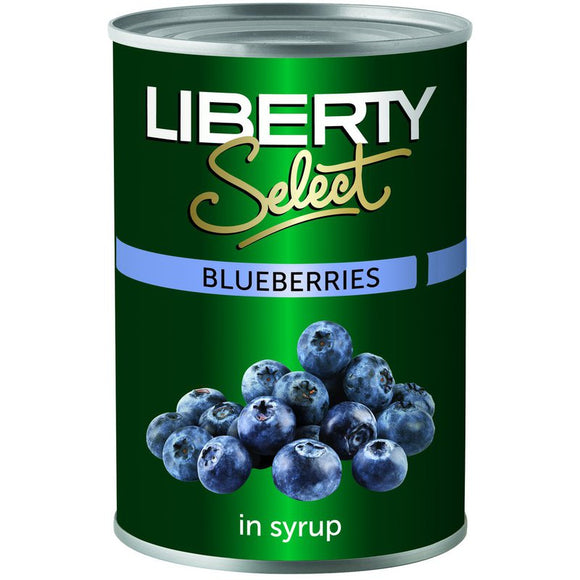 Blueberries in Syrup 425g