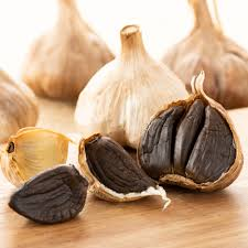 Black Garlic Bulbs - 2 Bulbs