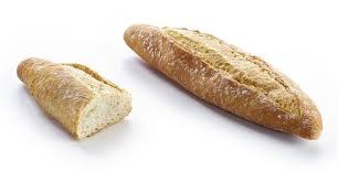 La Lorraine Spanish Rye Wheat Baguette 125g - 27cm each