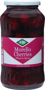 Pitted Morello Cherries in Syrup 680g