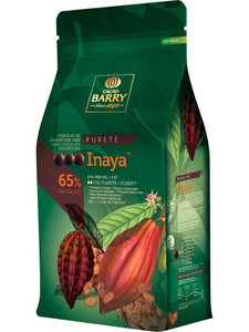Cacao Barry Inaya 65% Chocolate 1kg